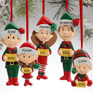 Customized Christmas Ornaments