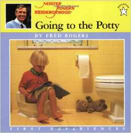 Mister Rogers Going to the Potty